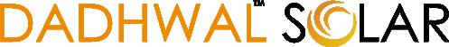 Dadhwal Solar Logo